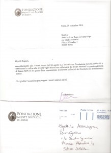 risposta fondazione