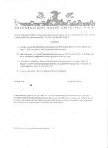 dichiarazione per delega